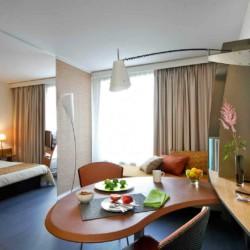 Appart hotel Adagio Bordeaux Gambetta (chambre)