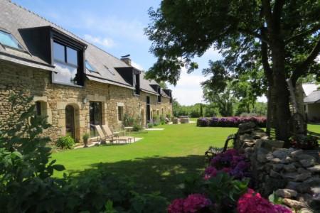 Le Val de Brangon, chambres d'hôtes de charme près de l'île aux Moines - 56870 Baden (Morbihan – Bretagne, France)