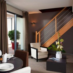 Appart Hotel Clément Ader Toulouse (appartement duplex)