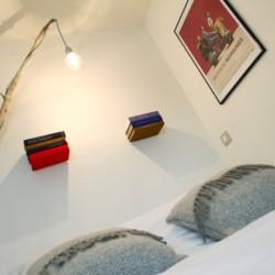 Appartement meublé Rennes centre ville, Bretagne (chambre)