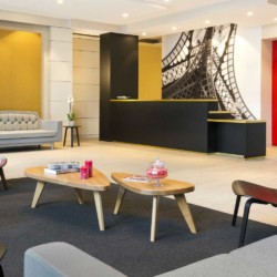 Apparthotel Citadines Tour Eiffel Paris 15e (lobby)