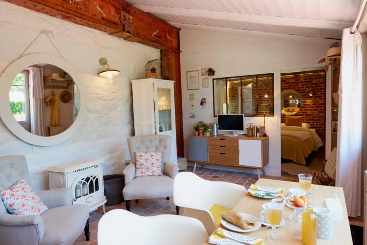 Petites Maisons dans la Prairie, Gîtes en Bretagne