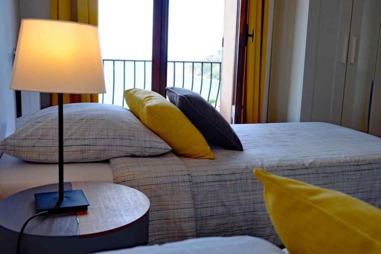 Villa de Vacance avec piscine à Théoule Sur Mer près de Cannes (chambre 2 lits simples)