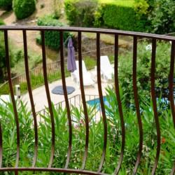 Villa de Vacance avec piscine à Théoule Sur Mer près de Cannes (chambre vue mer et piscine)