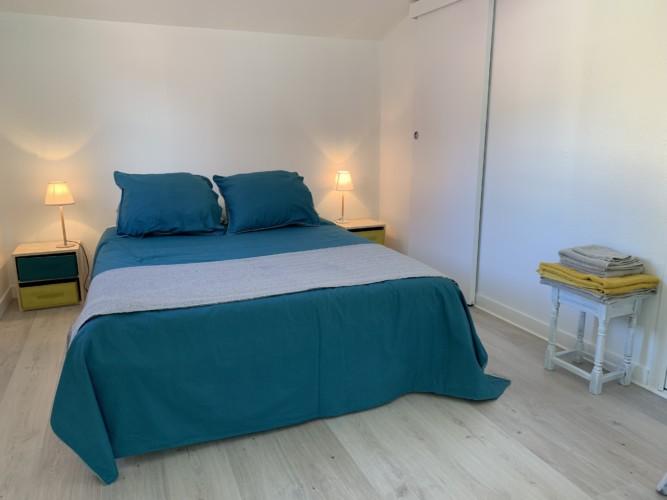 Location petite maison de vacances à Saint Mandrier sur mer, Var (83) : Chambre