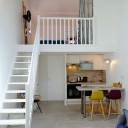 Location petite maison de vacances à Saint Mandrier sur mer, Var (83) : Intérieur